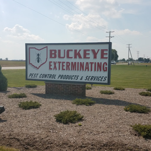 Buckeye Exterminating Sign